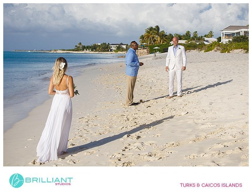 turks and caicos wedding ceremony