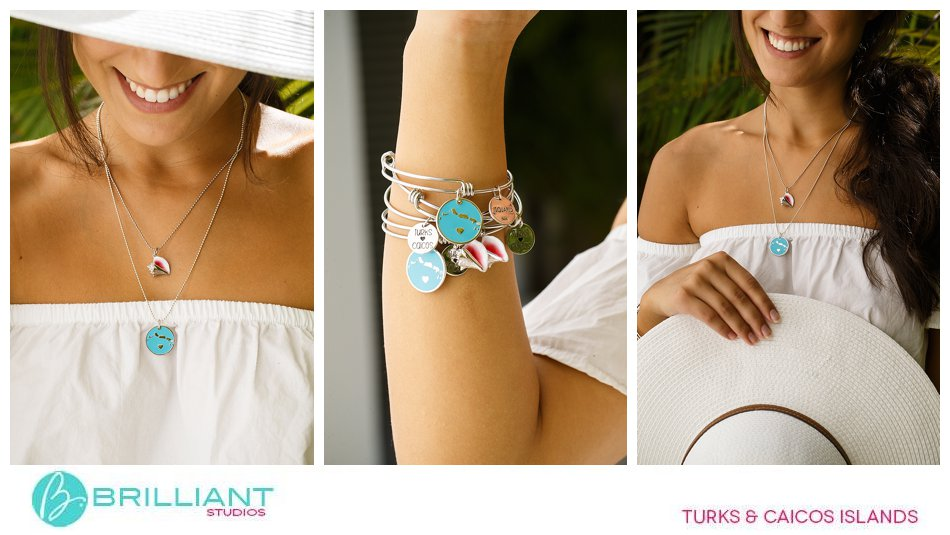 Jsquared jewelry Turks and Caicos