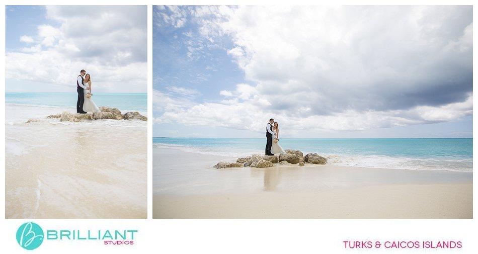 wedding couple photography Turks and Caicos Islands