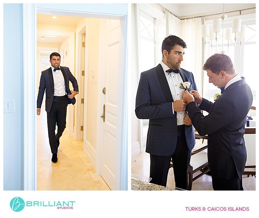 turks and caicos groom