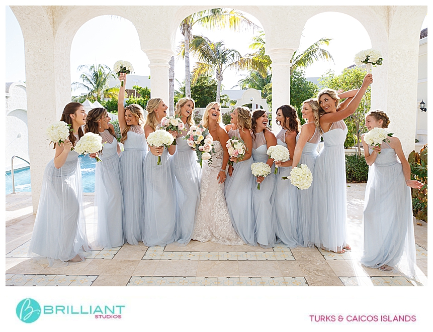 turks and caicos wedding photographer at the shore club