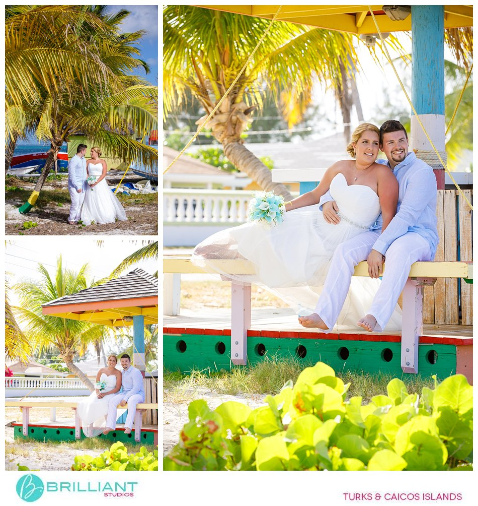 Blue Hills wedding Turks and Caicos