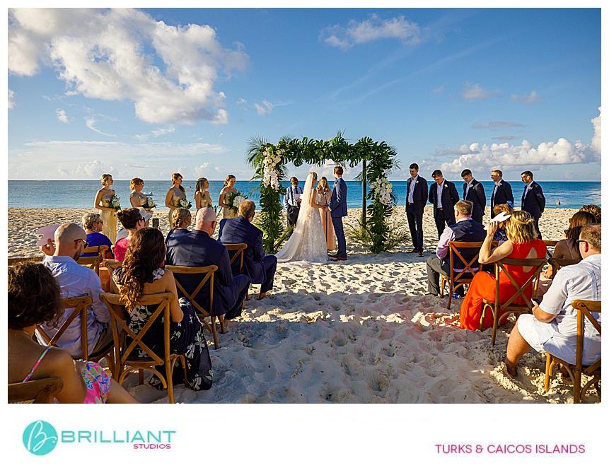 Turks and Caicos wedding photographers