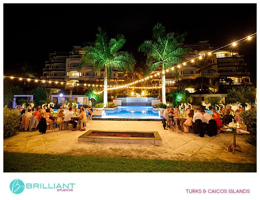 Turks and Caicos luxury wedding