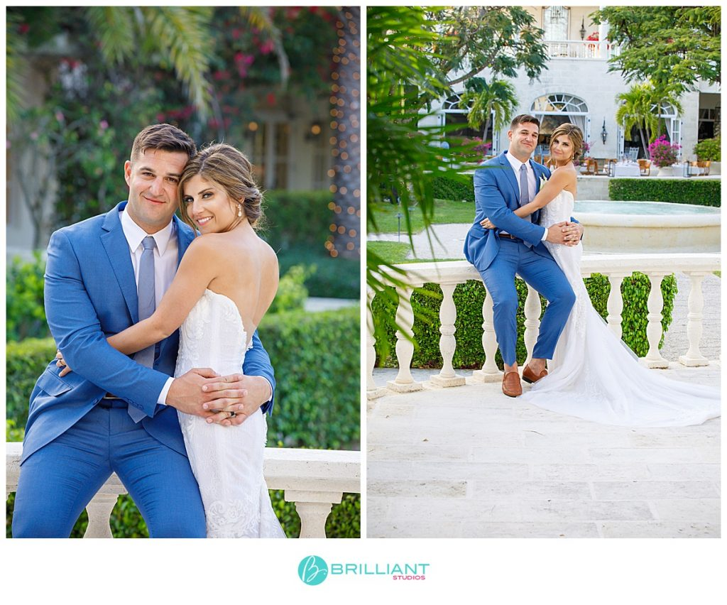 Turks and Caicos wedding at the Palms