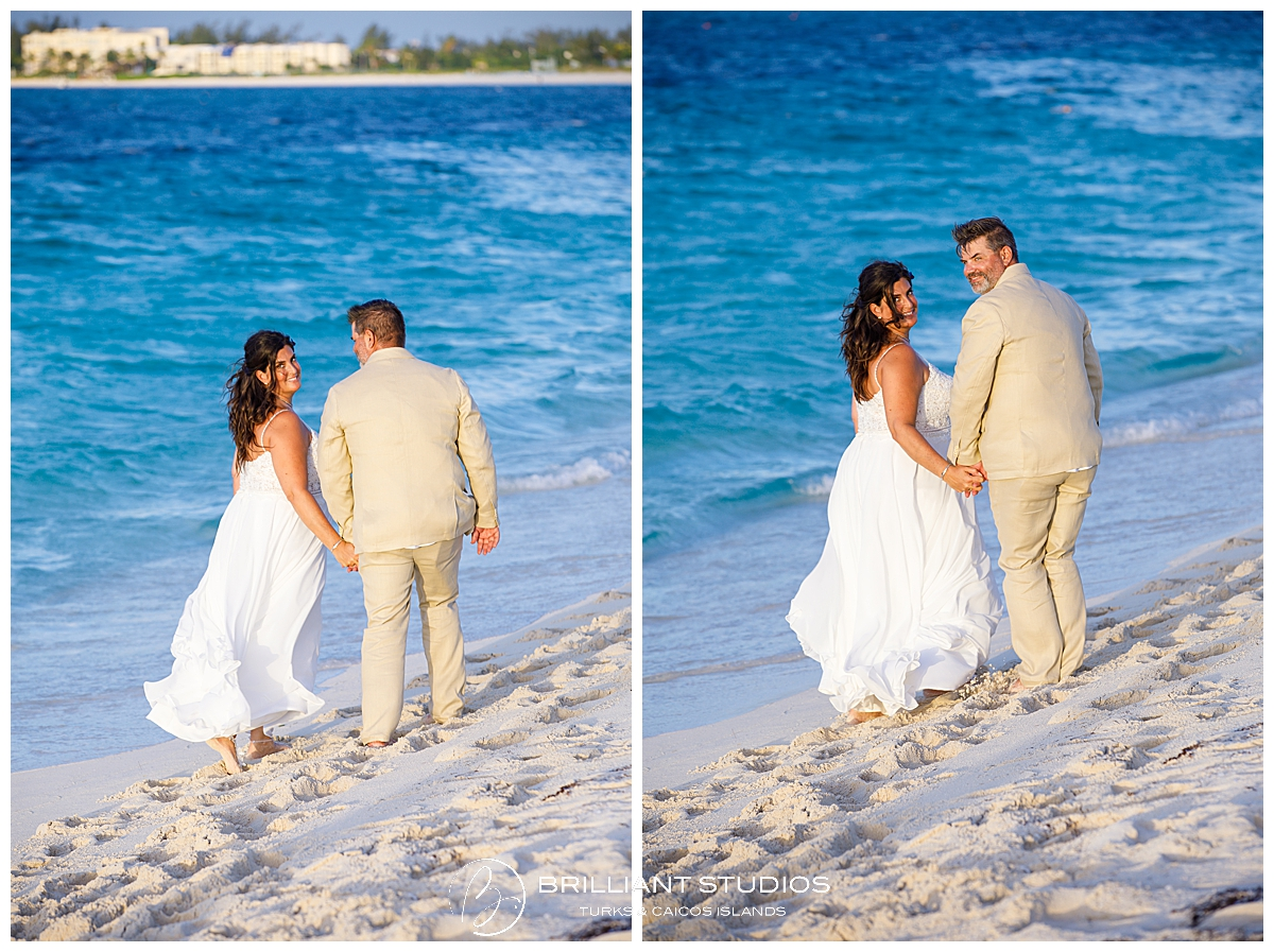 Turks and Caicos Grace Bay Club Wedding