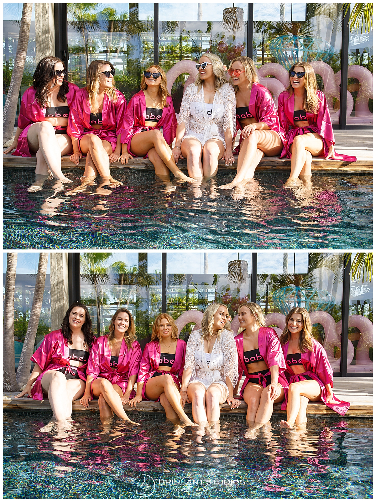 Barbie themed Party Turks and Caicos