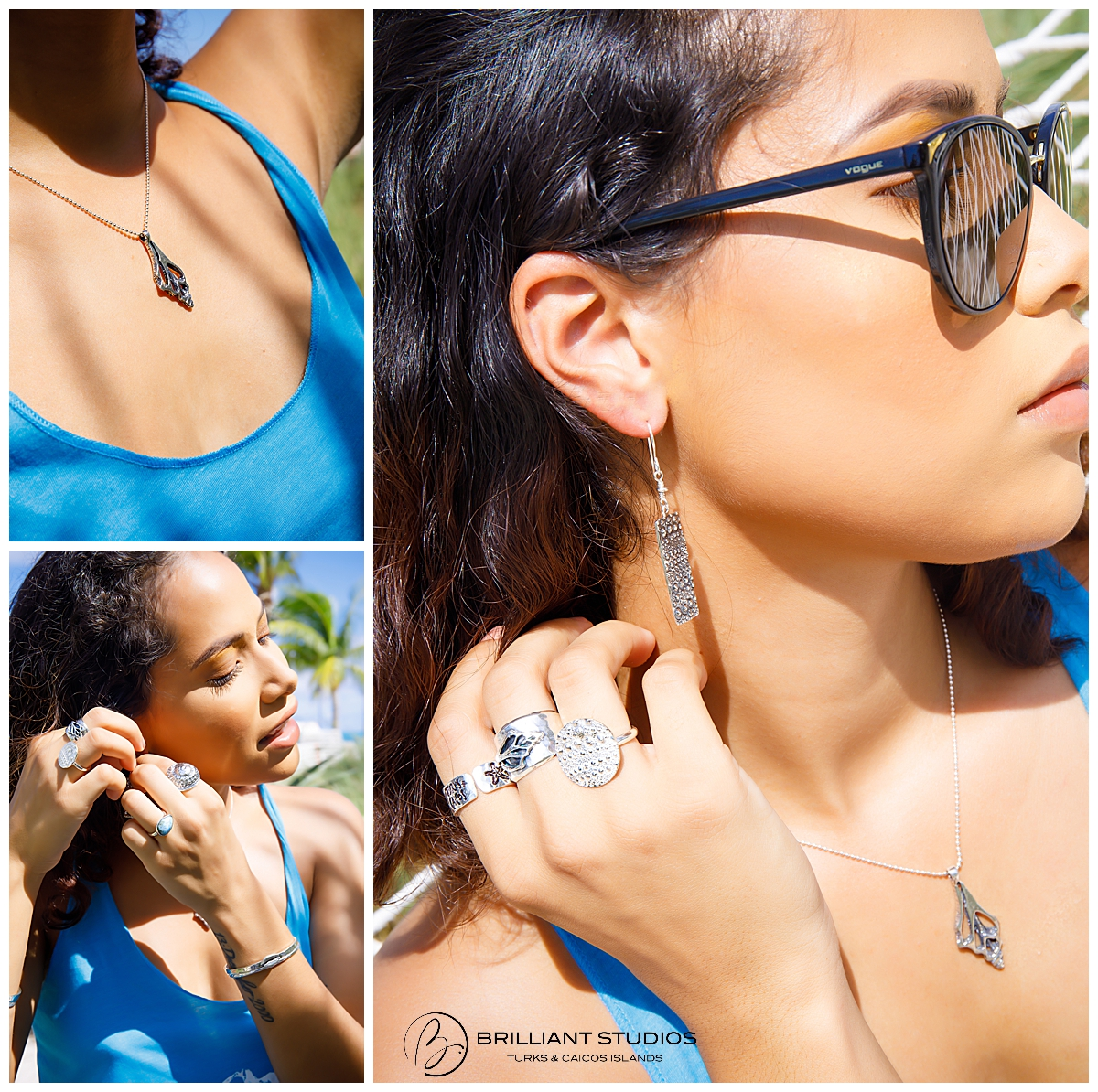Turks and Caicos Jewelry photography