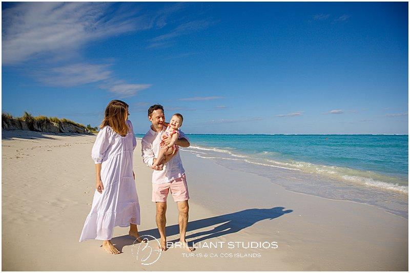 Turks and Caicos family photographer